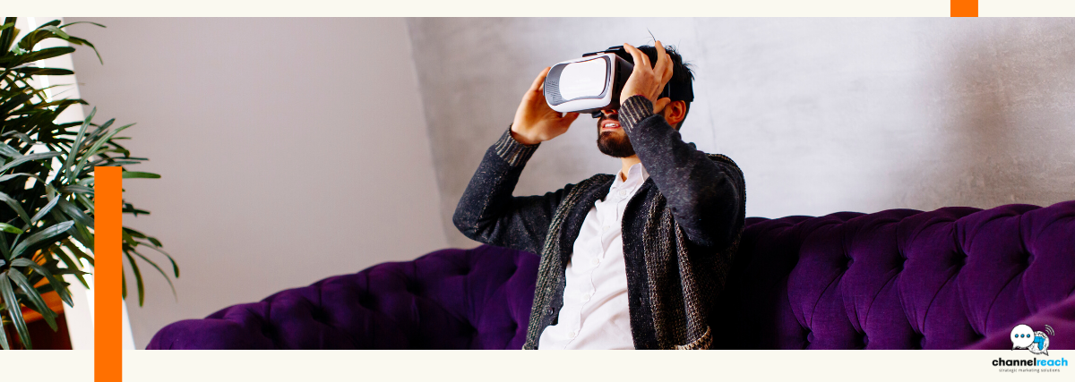 Looking at the Future of Digital Marketing Through the Lens of Augmented and Virtual Reality